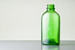 La bottiglia d'annata della medicina Fotografia Stock Libera da Diritti