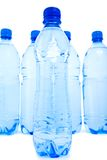 La bottiglia ha isolato Immagine Stock Libera da Diritti