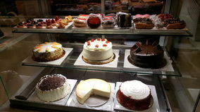 La boulangerie de plaza Photos libres de droits