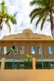La bourse des valeurs JSE, la bourse des valeurs principale de la Jamaïque de la Jamaïque images libres de droits