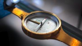 La boussole Photos libres de droits