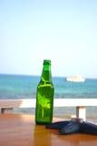 La bouteille 2 Photo libre de droits