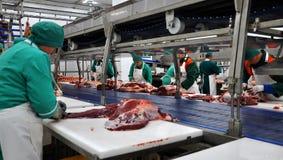 La boutique désossant meat_2 Photo libre de droits