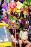 La boutique de cerf-volant Image libre de droits