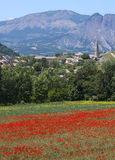 La Breole (Haute Provence) Stock Images