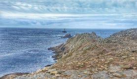 La Bretagne côtière Image stock