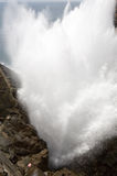 La Bufadora Blowhole Stock Photography