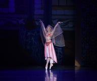 """La bufanda enmascaró el  de Nights†del """"One mil y uno del ballet Fotos de archivo libres de regalías"""