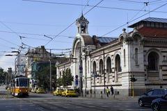La Bulgaria, città di Sofia, immagini stock libere da diritti