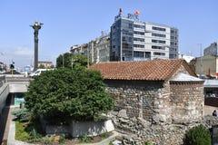 La Bulgaria, città di Sofia, immagine stock