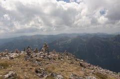 La Bulgaria, montagne di Rila Immagine Stock Libera da Diritti