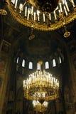 La Bulgaria Sofia Alexander Nevsky Cathedral fotografie stock