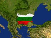 la Bulgarie Images stock
