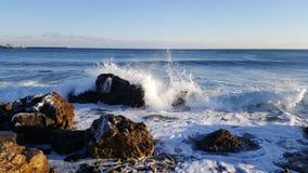 La Bulgarie - le Sunny Beach Photographie stock