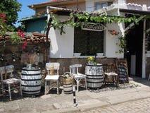 La Bulgarie, Necebr photographie stock