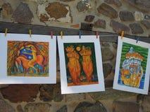La Bulgarie, Necebr images libres de droits