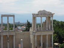 La Bulgarie, Plovdiv image stock