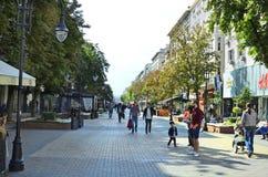 La Bulgarie, Sofia Images libres de droits