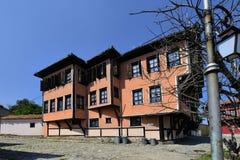 La Bulgarie, vieille ville Plovdiv Photos libres de droits