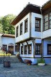 La Bulgarie, vieille ville Plovdiv Photos stock