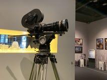 La cámara in 1960 de Arri IIC 35m m imagenes de archivo