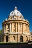 La cámara Oxford de Radcliffe Imagen de archivo