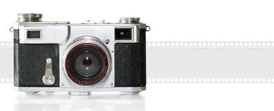 La cámara vieja Foto de archivo