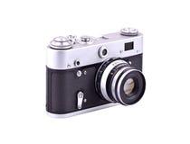 La cámara vieja clásica Fotografía de archivo