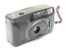 La cámara vieja de la película Imagen de archivo