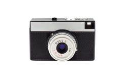 La cámara vieja de la película Fotos de archivo