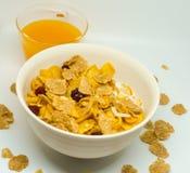 La céréale de petit déjeuner photos libres de droits