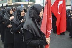 La cérémonie de deuil globale d'Ashura Karbala Martyrs Commemor Image libre de droits