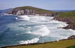 La côte atlantique de l'Irlande Photo libre de droits