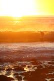 La côte d'or Photos libres de droits