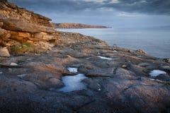 La côte d'héritage de Gallois photos stock