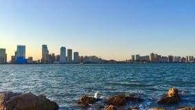 La côte du ` s du soleil photographie stock