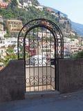 La côte d'Amalfi photographie stock