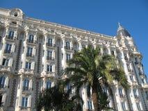 La Côte d'Azur - places célèbres Image libre de droits