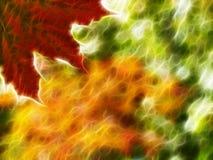 La caída colorea el fondo imagenes de archivo