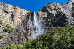 La caída de Bridalveil, parque nacional de Yosemite Fotografía de archivo