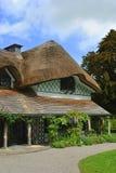 La cabaña suiza en Irlanda Foto de archivo libre de regalías