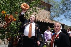 La CABALLADA Spanje van het feest Royalty-vrije Stock Fotografie