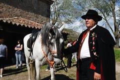 La CABALLADA Spanje van het feest Royalty-vrije Stock Afbeeldingen