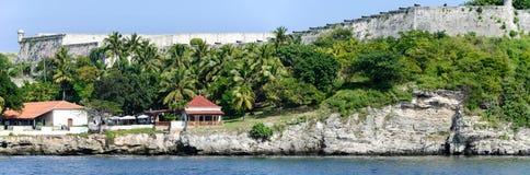 La Cabana fortress at Havana Stock Photography