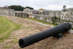 La Cabana fortress at Havana Royalty Free Stock Photography