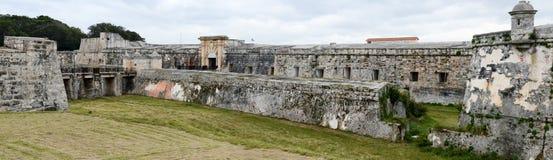 La Cabana fortress at Havana Royalty Free Stock Image
