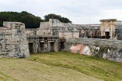 La Cabana fortress at Havana Royalty Free Stock Photo