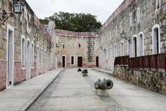 La Cabana fortress at Havana Stock Image