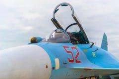 La cabina di pilotaggio Fotografia Stock Libera da Diritti