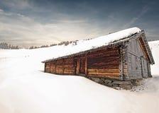 La cabine 2 du chasseur images libres de droits